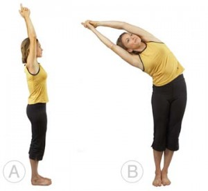 How to Perform the Intense Side Stretch in Yoga: 5 Steps